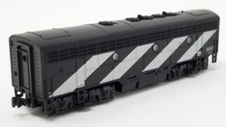 Kato N 106-0425B-LS EMD F7B Diesel Locomotive with DCC/ESU LokSound Canadian National CN #9057