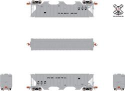 ScaleTrains Rivet Counter N SXT31841 Pullman-Standard PS-2CD 4785 Covered Hopper Penn Central PCB #889901