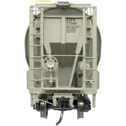 Atlas Master HO 20005170 Trinity 5660 Covered Hopper CEFX #77045