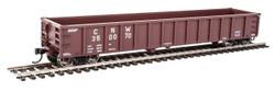 Walthers Mainline HO 910-6235 53' Railgon Gondola Chicago & North Western CNW #350070