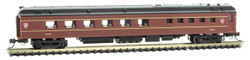 Micro Trains Line N 146 00 360 80' Heavyweight Diner Car Pennsylvania - PRR #4484