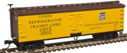 Atlas Master N 50003886 40' Wood Reefer Soo Line UTRX #50073