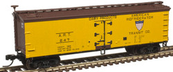 Atlas Master N 50003887 40' Wood Reefer American Refrigerated Transit ART #244