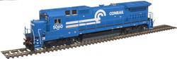 Atlas Master HO 10003066 Silver Series GE Dash 8-40B Diesel DCC Ready Conrail CR #5086