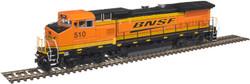Atlas Master HO 10003101 Gold Series GE Dash 8-40BW Diesel DCC/ESU LokSound BNSF #527