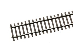 """WalthersTrack HO 948-83001 Code 83 Nickel Silver Flex Track with Wood Ties – 1 Box: 36"""" section – 5 pcs"""