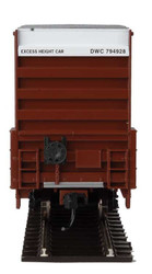 Walthers Mainline HO 910-2964 60' High Cube Plate F Box Car Canadian National 'Website Noodle' Logo - DWC #795151