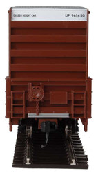 Walthers Mainline HO 910-2980 60' High Cube Plate F Box Car Union Pacific - Small Shield 'Building America' Logo UP #961533