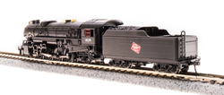 Broadway Limited Imports N 5956 USRA 2-8-2 Heavy Mikado Paragon 3 Sound/DC/DCC - Milwaukee Road - MILW #308