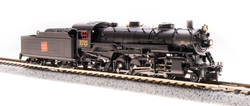 Broadway Limited Imports N 5970 USRA 2-8-2 Light Mikado Paragon 3 Sound/DC/DCC - Canadian National - CN #3721