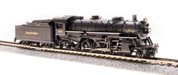 Broadway Limited Imports N 5974 USRA 2-8-2 Light Mikado Paragon 3 Sound/DC/DCC - Nickel Plate Road - NKP #620