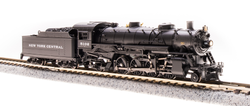 Broadway Limited Imports N 5976 USRA 2-8-2 Light Mikado Paragon 3 Sound/DC/DCC - New York Central - NYC #5102