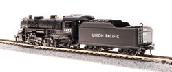 Broadway Limited Imports N 5985 USRA 2-8-2 Light Mikado Paragon 3 Sound/DC/DCC - Union Pacific - UP #2488