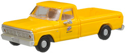 Atlas N 60000125 1973 Ford F-100 Pickup Truck Chicago & North Western - 2 Pack