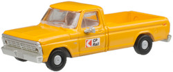 Atlas N 60000126 1973 Ford F-100 Pickup Truck Canadian Pacific - 2 Pack