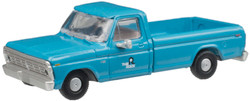 Atlas N 60000131 1973 Ford F-100 Pickup Truck Rock Island - 2 Pack