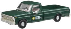 Atlas N 60000132 1973 Ford F-100 Pickup Truck British Columbia - 2 Pack