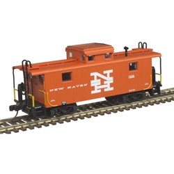 Atlas Master N 50005344 NE-5 Caboose New Haven NH #516
