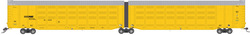 Atlas Master N 50005186 Thrall Articulated Auto Carrier Norfolk Southern NS #110125