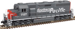Atlas Master N 40004182 Gold Series EMD GP40 DCC/ESU LokSound Southern Pacific SP #7127