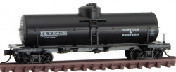 Micro Trains Line N 065 00 266 - 39' Single Dome Tank Car Norfolk & Western N&W #516420
