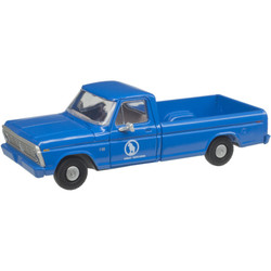 Atlas HO 30000128 1973 Ford F-100 Pickup Truck Great Northern GN