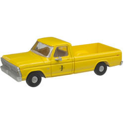 Atlas HO 30000129 1973 Ford F-100 Pickup Truck Boston and Maine B&M