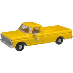 Atlas HO 30000130 1973 Ford F-100 Pickup Truck Erie Lackawanna EL