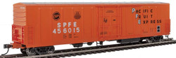 WalthersMainline HO 910-3940 57' Mechanical Reefer Southern Pacific Fruit Express SPFE #456015