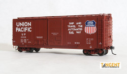 Tangent Scale Models HO 26062-10 Pullman-Standard 40' PS-1 Combination Door Boxcar Union Pacific 'BC-50-10 11-63+' UP #111160
