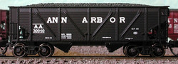Bluford Shops N 63082 2-Bay War Emergency Composite Hopper Ann Arbor 2-Pack