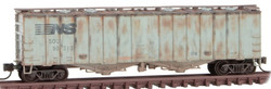 Micro Trains Line N 993 05 830 2-Bay Airslide Covered Hopper Set Weathered Norfolk Southern/ex-SOU 3-pack
