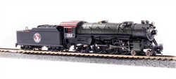 Broadway Limited Imports N 6226 USRA 4-6-2 Heavy Pacific Paragon 3 Sound/DC/DCC Great Northern GN #1352