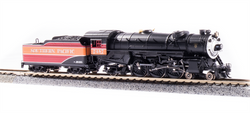 Broadway Limited Imports N 6231 USRA 4-6-2 Heavy Pacific Paragon 3 Sound/DC/DCC Southern Pacific 'Daylight Scheme' SP #2490
