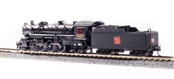Broadway Limited Imports N 6246 USRA 4-6-2 Light Pacific Paragon 3 Sound/DC/DCC Grand Trunk Western GTW #5629