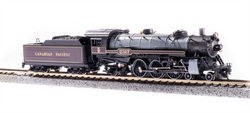 Broadway Limited Imports N 6251 USRA 4-6-2 Light Pacific Paragon 3 Sound/DC/DCC Canadian Pacific CP #2318