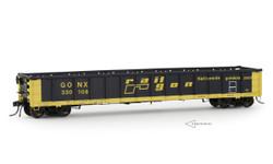 Arrowhead HO ARR-1215-1 Greenville Steel Car Company 2494 Gondola 'Railgon As Delivered' GONX #330185