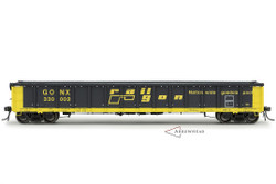 Arrowhead HO ARR-1208-1 Greenville Steel Car Company 2494 Gondola Railgon 'White Interior' GONX #330040 Lombard Hobbies Exclusive Road Number
