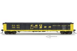 Arrowhead HO ARR-1207-2 Greenville Steel Car Company 2494 Gondola Railgon 'White Interior' GONX #330051 Lombard Hobbies Exclusive Road Number