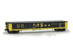 Arrowhead HO ARR-1206-1 Greenville Steel Car Company 2494 Gondola Railgon 'White Interior' GONX #330017