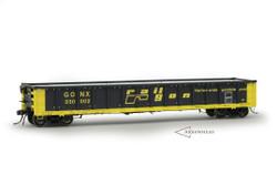 Arrowhead HO ARR-1205-2 Greenville Steel Car Company 2494 Gondola Railgon 'White Interior' GONX #330024