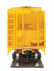 Walthers Mainline HO 910-7954 37' 2980 2-Bay Covered Hopper Chicago & North Western CNW #169097