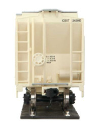Walthers Mainline HO 910-7959 37' 2980 2-Bay Covered Hopper CSX Transportation CSXT #242026