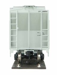 Walthers Mainline HO 910-7967 37' 2980 2-Bay Covered Hopper Union Pacific 'Building America' UP #218023