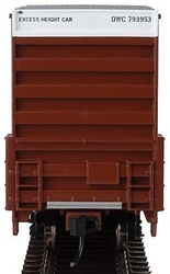 Walthers Mainline HO 910-2986 60' High Cube Plate F Box Car Canadian National DWC #793953