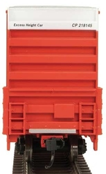 Walthers Mainline HO 910-2991 60' High Cube Plate F Box Car Canadian Pacific CP #218145