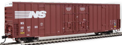 Walthers Mainline HO 910-2994 60' High Cube Plate F Box Car Norfolk Southern NS #469200