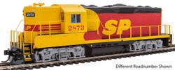Walthers Mainline HO 910-20476 EMD GP9 Phase II High Hood Locomotive with ESU DCC/LokSound Southern Pacific Santa Fe 'Kodachrome' SP #3375