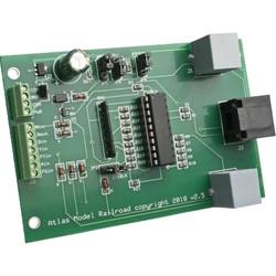 Atlas HO/N 70000046 Railroad Signal System - Signal Control Board