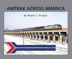 Morning Sun Books 'Soft Cover' 5879 Amtrak Across America